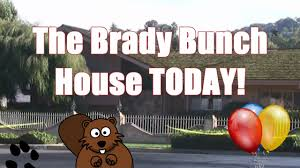 the real brady bunch house los angeles california the brady bunch house today youtube