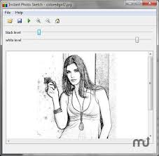 instantphotosketch for mac free download macupdate