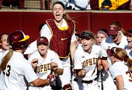 softball player halloween costume gophers softball bad snub by the ncaa or one of worst snubs ever