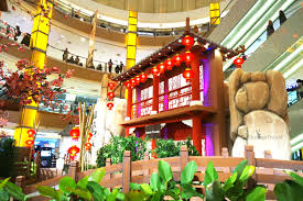 cny sunway pyramid bountifu spring celebration with po the
