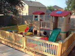 Coolest Backyards Best 25 Toddler Play Yard Ideas On Pinterest Playground Ideas