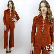 1970s jumpsuit shop 70s bell bottom jumpsuit on wanelo