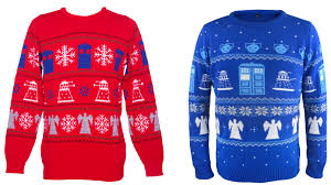 doctor who jumpers from shop just took knitwear