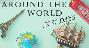 around the world in 80 days theme upgrade summer c programming