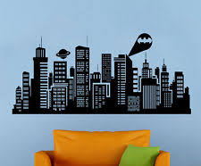 Batman Room Decor Batman Decor Ebay