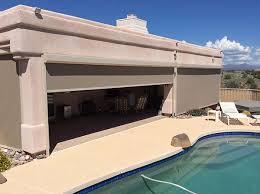 Outdoor Patio Pull Down Shades Sun Shades Superior Sun Solutions Phoenix Az