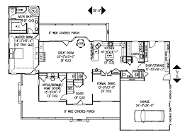 small farmhouse floor plans dardenne ridge country home plan 067d 0022 house plans and more
