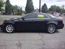 2008 cadillac cts 4 cadillac cts 3 6l sfi for sale used cars on buysellsearch