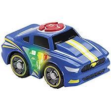 toddler mustang car amazon com kid galaxy ford mustang irock iroll car toddler