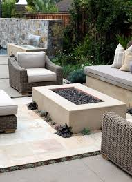 Modern Firepit Backyard Landscaping Design Ideas Fresh Modern And Rustic Pit