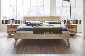 Schlafzimmer Bett Auf Raten Hasena Factory Chic Bett Massive Akazie Möbel Letz Ihr Online Shop