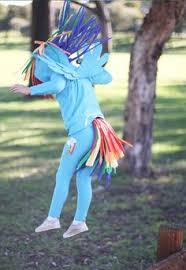 Pony Rainbow Dash Halloween Costume Kerrin Parker Kerrinparker