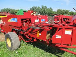 used square balers