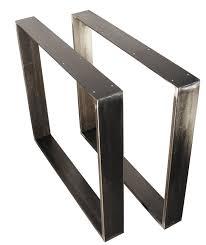 Esszimmertisch Untergestell Untergestell Für Tischplatten Im Retro Vintage Design