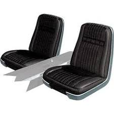 Upholstery Parts Ford Galaxie Interior Parts Seat Upholstery 1965 Galaxie 500xl