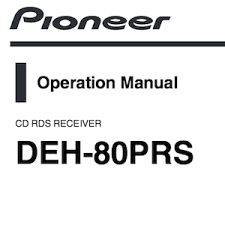 pioneer operation manual pioneer products