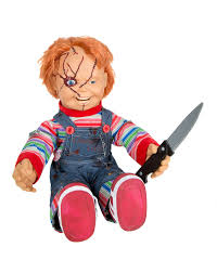 spirit halloween discount codes 2015 amazon com spirit halloween 2 ft talking chucky doll