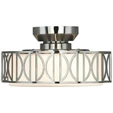 Caged Ceiling Fan With Light Ceiling Fan Flush Mount Caged Ceiling Fan With Light Harbor