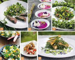 cuisiner les herbes sauvages cuisine plantes sauvages plats cuisine plantes