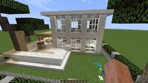 modern house minecraft modern house 1 8 1 8 8 for minecraft