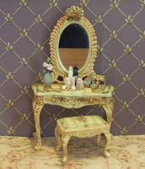 Dollhouse Furniture And Accessories Elves by 144 Best Dollhouse Miniature Dressing Table Images On Pinterest