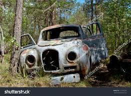 old rusty volkswagen old rusted car junk yard stock photo 111107279 shutterstock