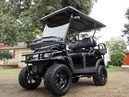 street legal custom lifted golf carts southern sportz