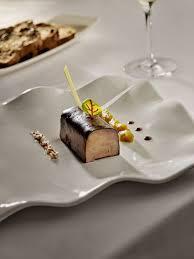 assiette de cuisine comment dresser une assiette de foie gras stage
