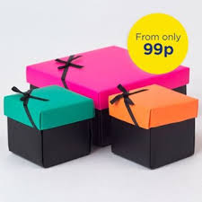 gift wrap box gift wrap boxes bags from 49p