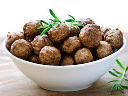 keftethakia cocktail meatballs hgtv
