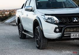 mitsubishi triton 2018 2017 mitsubishi triton gls sport edition review video