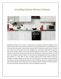 What Are The Best Kitchen Cabinets Ppt What Are The Best Kitchen Cabinets Powerpoint Presentation