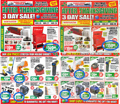 black friday air compressor multiple harbor freight ads