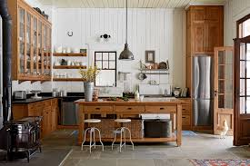paint decorating ideas for kitchen with grey wall colour and small