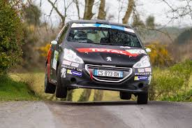 peugeot sport car further prize fund from peugeot sport for junior brc drivers