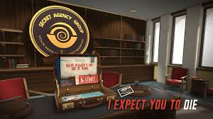 making great vr six lessons learned from i expect you to die