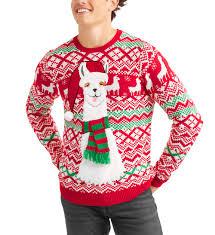 sweater walmart scarf llama s sweater walmart com