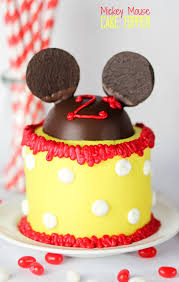 mickey mouse cake mickey mouse cake topper