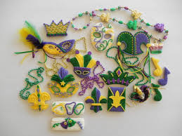 mardi gras cookies get in the festive tuesday spirit with these mardi gras treats