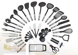 amazon com 38 piece kitchen utensils set home cooking tools