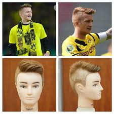 Mario Gotze Hairstyle Mario Gotze Hairstyle 2017 Tutorial Foto U0026 Video