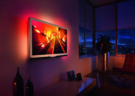 philips hue light strip behind tv led strip lights behind tv led lights pinterest led strip
