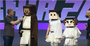 Minecraft Costume Mojang Ceo Jonas Martensson Interview On Minecraft Business Insider