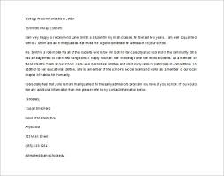 ideas of examples of good recommendation letters for students with