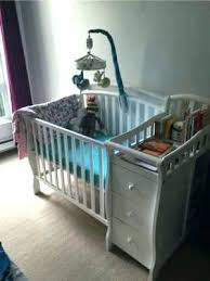mini crib and changing table crib with dresser crib with changing table mini crib changing table