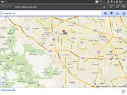G Maps Access Google Maps On Your Webos Device Webos 3 X Webos Nation