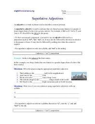 food adjectives worksheet english 4 kids