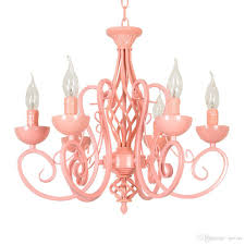 discount oovov romantic princess room candle pendant lamps