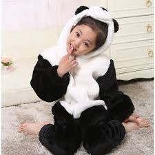 toddler costumes carnaval animal panda costumes for kids rompers toddler
