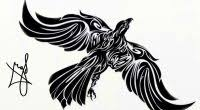 try a latest black tribal rabbit tattoo design all tattoos for men